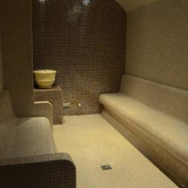 STEAM ROOMS / HAMAM